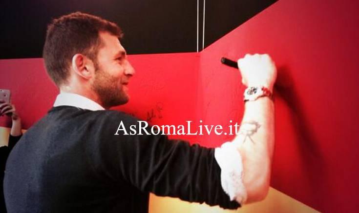 """Lobont alla mostra """"Roma Ti Amo"""""""