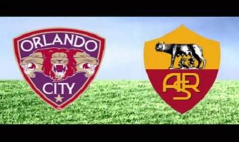 Orlando City vs Roma