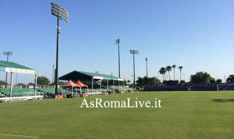 Il campo dell'ESPN Wide World of Sports Complex