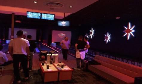 La festa al Bowling (foto asroma)