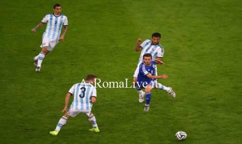 Pjanic contro l'Argentina