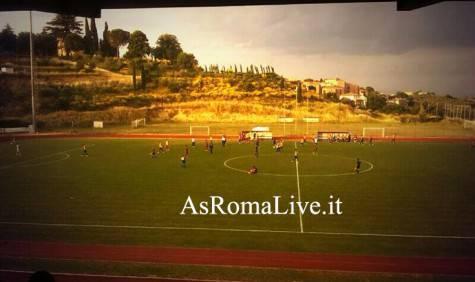 Palermo-Roma 2-2