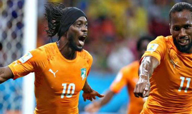 Gervinho in gol