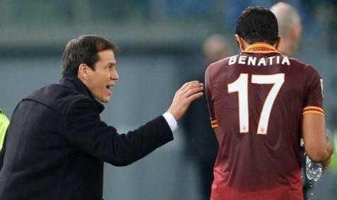 Garcia e Benatia