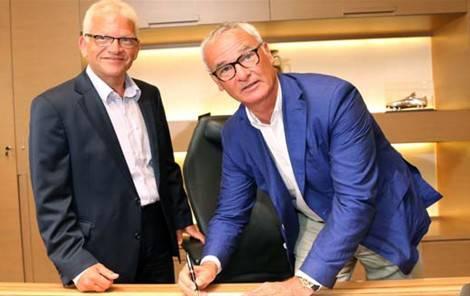 Claudio Ranieri firma con la Grecia