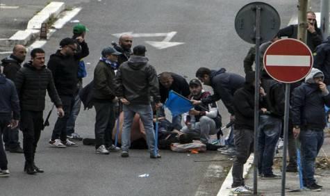 Scontri Fiorentina-Napoli