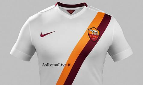 Seconda maglia As Roma