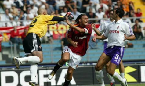 Roma-Fiorentina del 2004