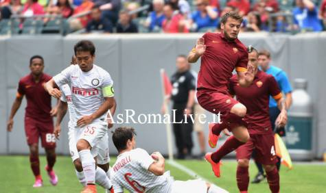 Ljajic in Inter-Roma