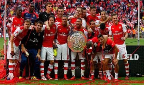 Arsenal Community Shield