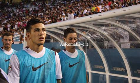 Paredes Roma Real Madrid