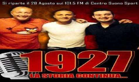 1927...La Storia Continua