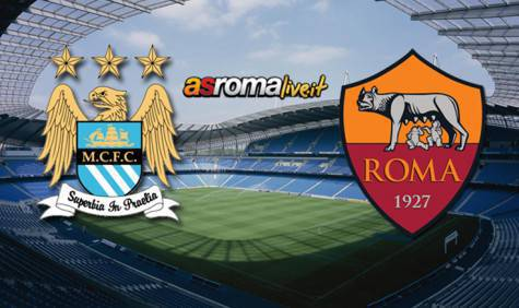Manchester City Roma Stemmi