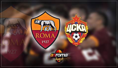 Roma Cska Mosca