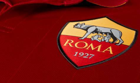 Il logo as Roma