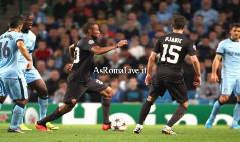 Manchester City-Roma Keita 2