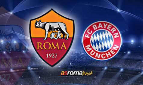 Roma-Bayern Monaco
