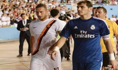 Totti Casillas