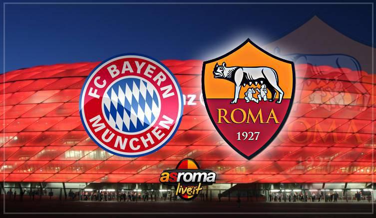 Bayern Monaco-Roma