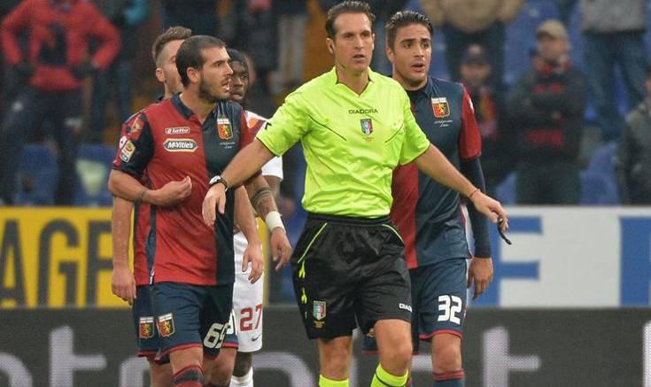 Banti in Genoa-Roma