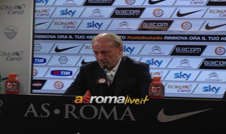 Conferenza stampa Sabatini