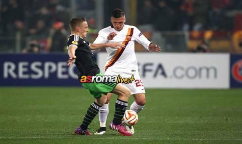 Roma-Feyenoord Holebas