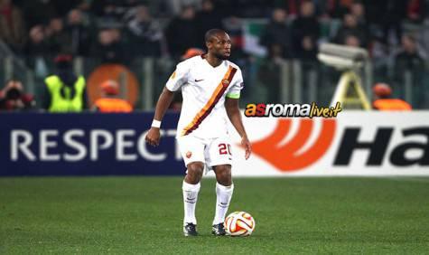 Roma-Feyenoord Keita