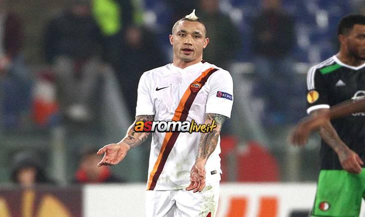 Roma-Feyenoord Nainggolan