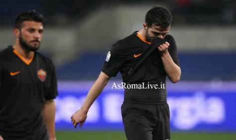 Roma-Fiorentina Pjanic