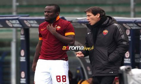 Verona-Roma Doumbia Garcia