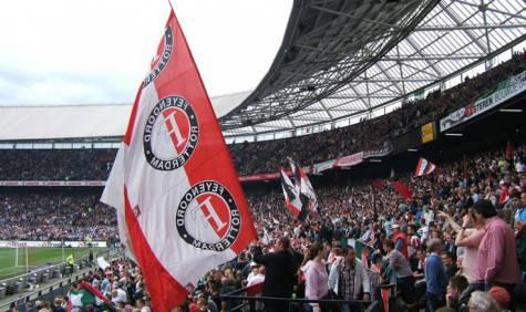 I tifosi del Feyenoord