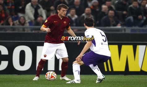 Roma-Fiorentina Ljajic