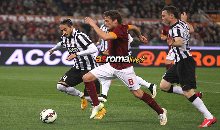 Roma-Juventus Ljajic