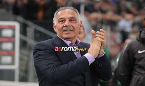 Roma-Juventus Pallotta