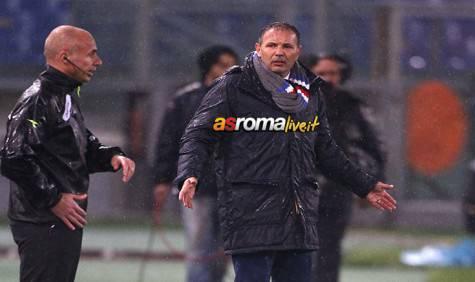 Roma-Sampdoria Sinisa Mihajlovic