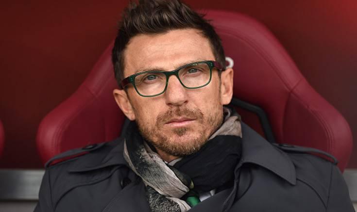 Di Francesco ha firmato con la Roma. Pallotta: