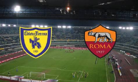 Chievo Verona-Roma