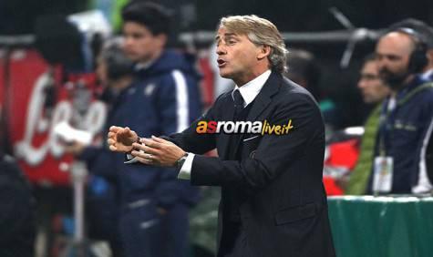 Inter-Roma Roberto Mancini