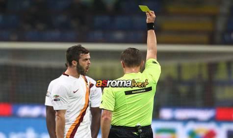 Inter-Roma proteste di Pjanic