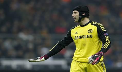 Petr Cech, 33 anni a maggio: al Chelsea dal 2004