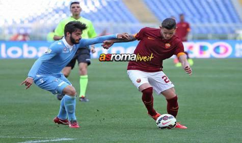 Primavera Roma-Lazio Sanabria