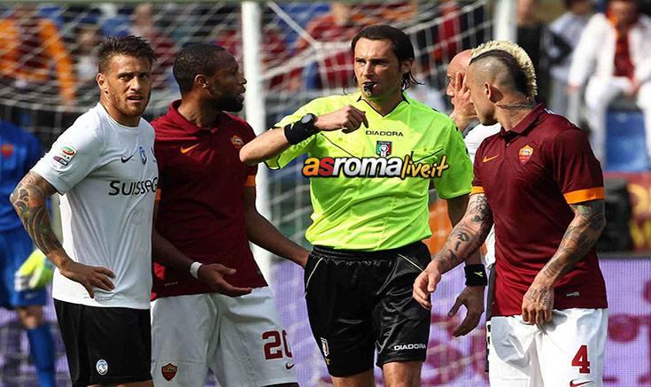 Roma-Atalanta Gervasoni