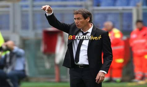 Roma-Atalanta Rudi Garcia