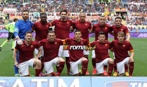 Roma-Atalanta squadra