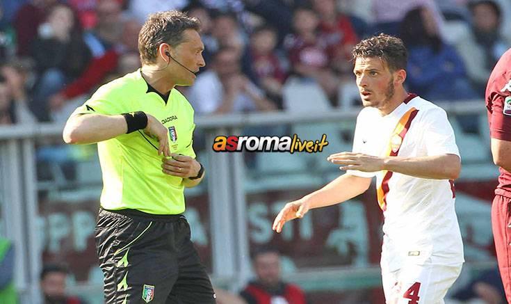 Torino-Roma Florenzi