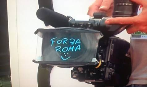 Djokovic forza roma
