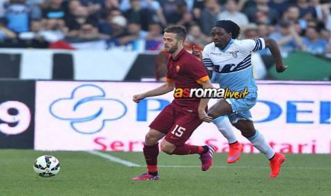 Lazio-Roma Pjanic
