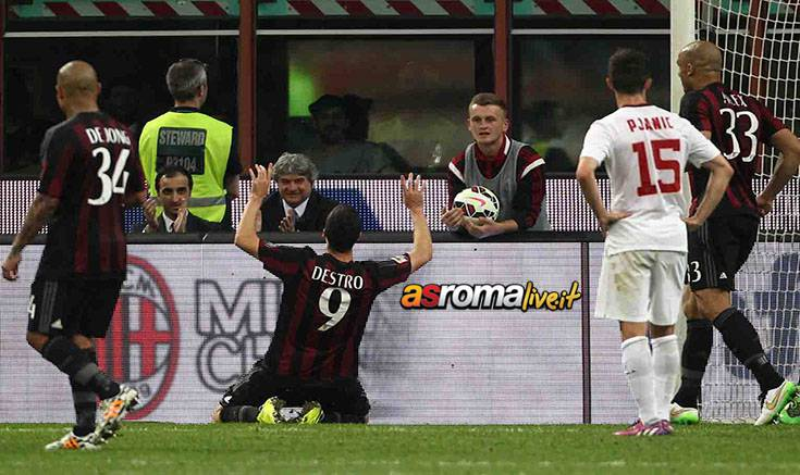 Milan-Roma Destro