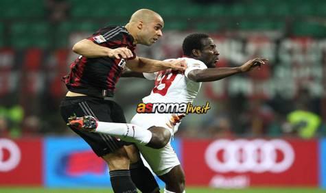 Milan-Roma Doumbia