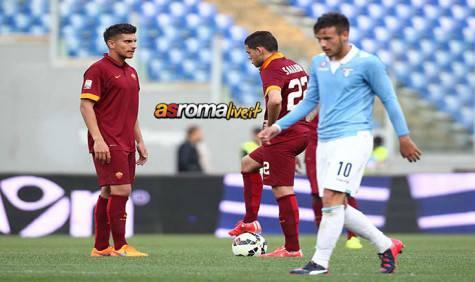 Primavera Lazio-Roma Pellegrini e Sanabria